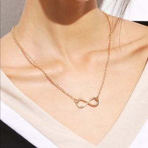 Jewelry - GOLD PLATED GEOMETRIC PENDANT NECKLACE